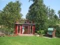 10 Gartenhaus